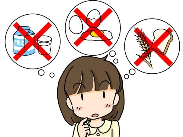 ノビルンジャーのアレルギー物質に悩む女性